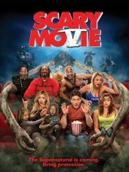 Scary Movie 5:  A couple begin to experience some unusual activity after bringing their lost nieces and nephew home. With the help of home-surveillance cameras, they learn they're being stalked by a nefarious demon.  http://www.reallygreatstuffonline.com/scary-movie-5/