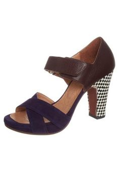 Chie Mihara ARANT - High heeled sandals - brown for £190.00 (12/12/14) with free delivery at Zalando