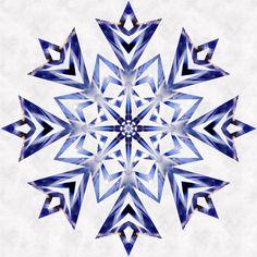 Paper Piecing Patterns, Quilt Block Patterns, Quilt Blocks, Wool Quilts, Star Quilts, Snowflake Quilt, Snowflakes, Quilting Projects, Quilting Designs