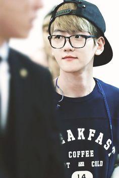 Image via We Heart It #asian #boy #cute #exo #baekhyun