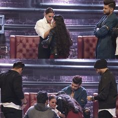 When a Delhi contestant made Neha Dhupia cry on the sets of MTV Roadies Rising – view pics #FansnStars