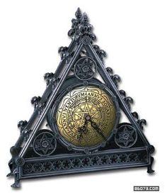 Quinquerosa Alchemical Clock El círculo no es lo más importante !!!