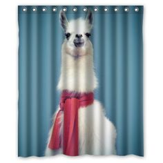 Purchase Stylish Lovely Hipster Llama Lama Pattern Shower Curtain Waterproof Polyester Fabric Shower Curtain Size inches from Andrea Marcias on OpenSky. Share and compare all Home. Shower Curtain Sizes, Fabric Shower Curtains, Bathroom Shower Curtains, Curtain Sets, Bath Shower, Bath Tubs, Llama Alpaca, Hipsters, Stylish