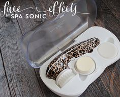 Face Effects by Spa Sonic - My Newest Addiction Beauty Blog