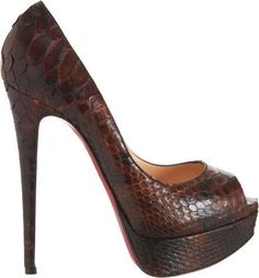 Christian Louboutin collection & more details