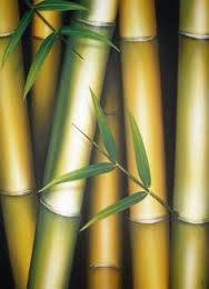 Resultado de imagen para bamboo painting