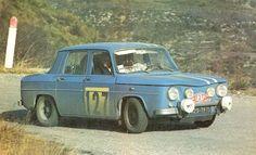 Monte Carlo 1967 - Källström Harry - Lyxell Kjell icon Renault 8 Gordin