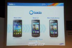 Samsung Developer's Day at MWC 2012 in Barcelona, Spain..