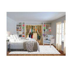 bedroom by oh-ba on Polyvore featuring interior, interiors, interior design, Casa, home decor, interior decorating, Lexington, Tom Dixon, Smythson and iittala