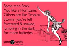 Oh My Freaking Stars!: Hurricanes, Men & Tropical Storms