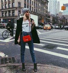 25 Formas Estilosas De Usar Tus Prendas Adentro De Los Pantalones | Cut & Paste – Blog de Moda