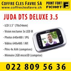 Microviseur DTS Deluxe 3.5 #Pointfortfichet #Geneve #Surveillance Nocturne, Led, Electronics, Phone, Telephone, Phones, Mobile Phones, Consumer Electronics
