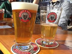 Make your Tuesday ten times better with $2.50 domestic drafts tonight during happy hour.