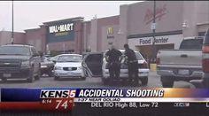 SAN ANTONIO, TX - SAPD: Walmart security guard accidentally shoots self in leg