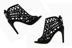 Clon botines Isabel Gucci Zara 2014
