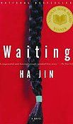 Waiting - Ha Jin Every summer Lin, a doctor in the Chinese army, returns to his village to try to end his marriage, because he wants to marry a nurse.