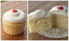 Lemon Blossom Cupcakes from Georgetown Cupcakes Cookbook by Food Librarian, via Flickr