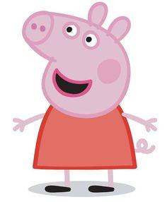 Peppa Pig Cardboard Cutout - each Bolo Da Peppa Pig, Cumple Peppa Pig, Peppa Pig Birthday Cake, Peppa Pig Cartoon, Peppa Pig Drawing, Pegga Pig, Peppa Pig Imagenes, Peppa Pig Wallpaper, Peppa E George