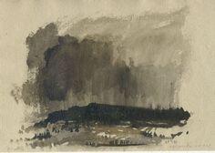 Steadfast  ink on paper  7 x 10 inches.    John Daid wissller .