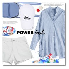 """What's Your Power Look?"" by svijetlana ❤ liked on Polyvore featuring STELLA McCARTNEY, adidas Originals, lilah b., zaful and MyPowerLook"