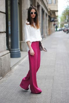 Soon enough we'll be transitioning into fall, and here's some street style inspiration!