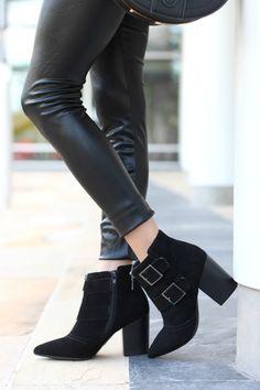 Everyday Leather Leggings