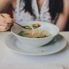 Now on @Fooducate:  5 Steps to the Perfect Soup