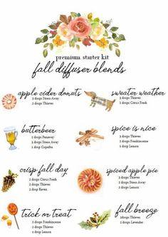 essential oil diffuser recipes for sleep doterra diy essential oil perfume blends Fall Essential Oils, Essential Oil Diffuser Blends, Young Living Essential Oils, Diffuser Recipes, Living Oils, Pregnancy, Au Natural, Natural Living, Natural Health