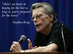 Stephen King's biggest fear is. Alzheimer's? Steven King Quotes, Indiana, Alfred Hitchcock, Weird World, Inspirational Quotes, Motivational, People, Stephen Kings, Quotes