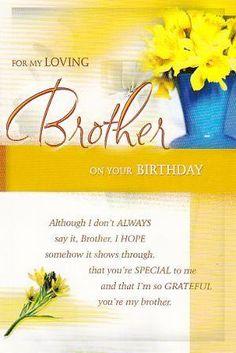 Brothers birthday cards free happy birthday brother free brother happy birthday brother in law greeting card by myzazzlecards birthday wishes m4hsunfo