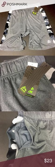 RBX-Performance Active Athletic Small NWT Gray $40 RBX Men's Performance Active Athletic Workout Short SIZE Small NWT Gray $40 MSRP Reebok Shorts Athletic