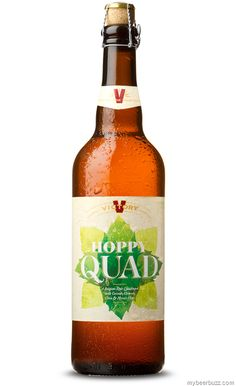 mybeerbuzz.com - Bringing Good Beers & Good People Together...: Victory Releasing New Hoppy Quad