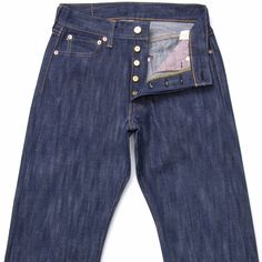 Samurai Jeans Limited Edition (S510AI-OGSP) - At over $800 USD I will never own these nor would I spend that much on f'n denim... but they are really really nice.
