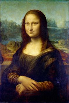 Mona Lisa — iD: Vinci