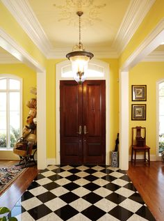 black-white_marble floor - Google Search