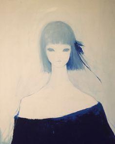 ninifuni-365:  blueness 002