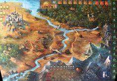 Legends of Andor | Image | BoardGameGeek