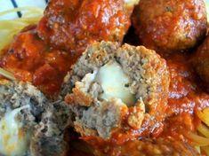 1 lb ground beef  1 cup breadcrumbs  1 TBSP Italian seasoning  3 eggs  3 garlic cloves, minced  1 tsp salt  1/2 tsp pepper...