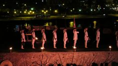 Cañonazo ceremony