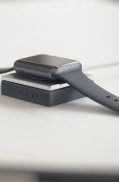ANCHOR - Minimal charging dock for the Apple Watch www.nativeunion.com