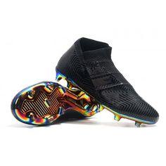 online store 87c6d 4ee76 Adidas Nemeziz 18+ FG Mens Football Boots - Core BlackGold Canada visit us