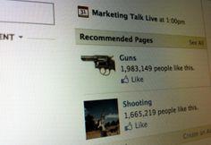 Facebook becomes Big Brother, closes pro-gun accounts