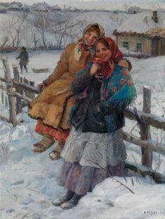 Художник Федот Васильевич Сычков (1887-1958)