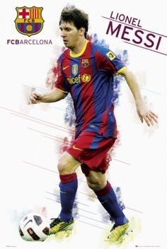 Barcelona - Messi Posters at AllPosters.com 08b4b30ae51dd