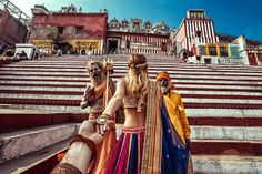 Indian Bride Follow Me Project Murad Osmann