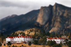 Estes Park, CO-the Stanley Hotel