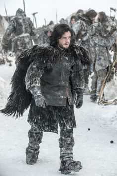 Game of Thrones Season 3 in Pictures    Welcome back, Jon Snow!