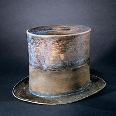 Lincoln's Top Hat   National Museum of American History