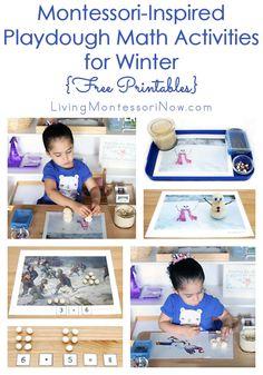 These Montessori-ins