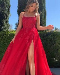 Senior Prom Dresses, Prom Dresses For Teens, Prom Outfits, Hoco Dresses, Gala Dresses, Tulle Prom Dress, Dance Dresses, Evening Dresses, Party Dress